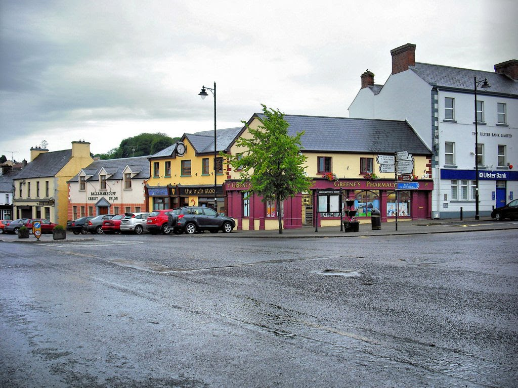 Cavan Ireland  city photos gallery : Ballyjamesduff [Baile Shéamais Dhuibh] Co Cavan, Ireland | Marie ...